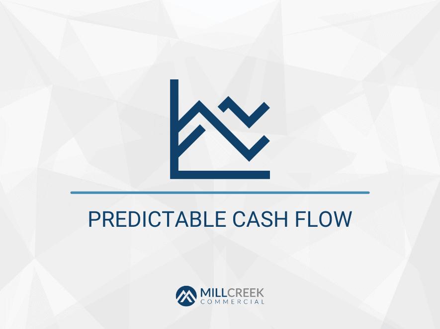 predictable cash flow