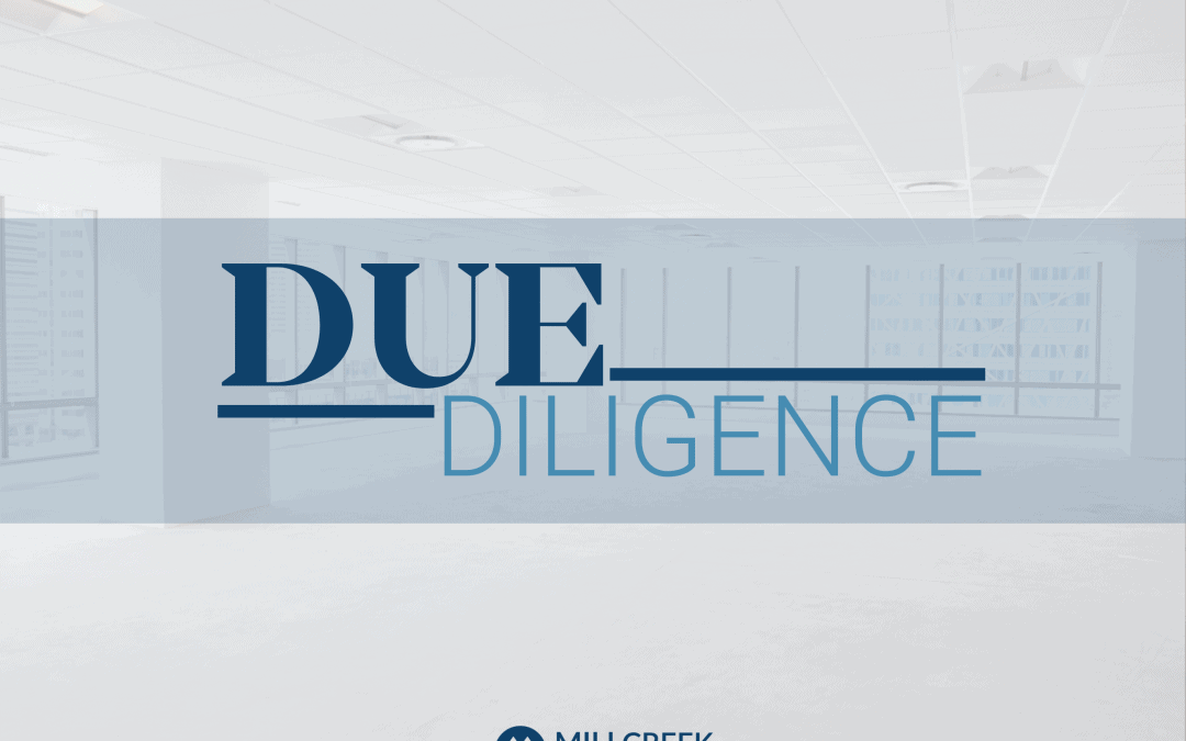 3 Reasons Due Diligence Makes a Difference