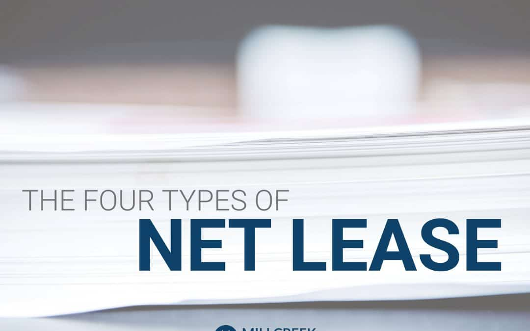 The 4 Types of Net Leases