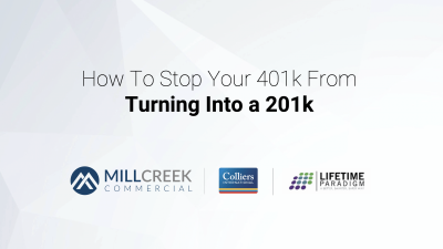 How to stop your 401k from becoming a 201k